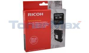 RICOH GX3000 PRINT CARTRIDGE BLACK 1.5K (405532)
