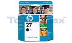 HP NO 27 INK CARTRIDGE BLACK (C8727AN)