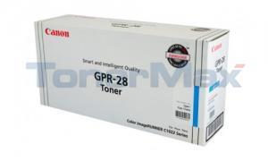 CANON GPR-28 TONER CYAN (1659B004)