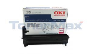 OKI C711 IMAGE DRUM MAGENTA (44318502)