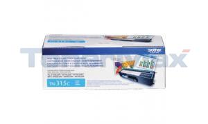 BROTHER HL-4150CDN TONER CARTRIDGE CYAN HY (TN315C)