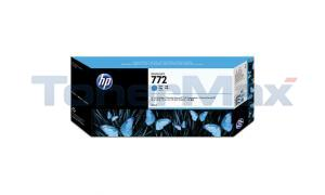 HP NO 772 INK CARTRIDGE CYAN 300ML (CN636A)