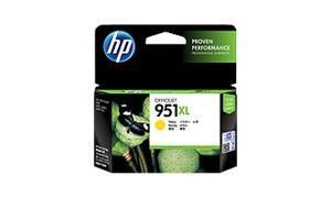 HP OFFICEJET NO 951XL INK CARTRIDGE YELLOW (CN048AN)