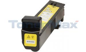 Compatible for HP COLOR LASERJET CP6015 TONER CARTRIDGE YELLOW (CB382A)