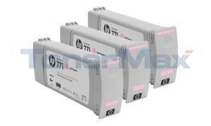 HP NO 771 DESIGNJET INK CTG LIGHT MAGENTA (CR254A)