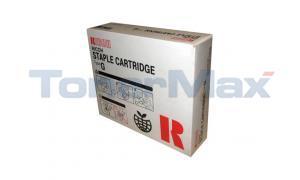RICOH TYPE G STAPLE CARTRIDGE W/3 REFILLS (410133)