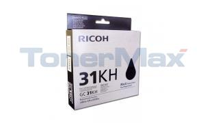 RICOH GX E5550N INK CARTRIDGE BLACK 4.29K (40-5701)