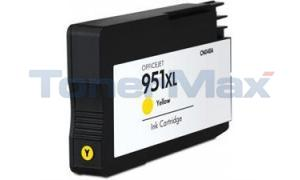 Compatible for HP OFFICEJET NO 951XL INK CARTRIDGE YELLOW (CN048AN)