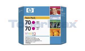HP DESIGNJET Z2100 NO 70 INK MAGENTA (CB344A)
