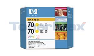 HP DESIGNJET Z2100 NO 70 INK YELLOW (CB345A)