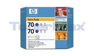 HP DESIGNJET Z3100 NO 70 INK BLUE (CB349A)