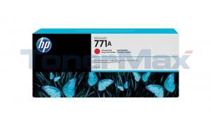 HP NO 771A INK CART CHROMATIC RED 775ML (B6Y16A)