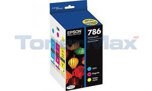 EPSON 786 INK CARTRIDGE MULTIPACK CMY (T786520)