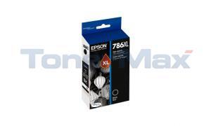 EPSON DURABRITE ULTRA 786XL INK CARTRIDGE BLACK (T786XL120)