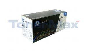HP COLOR LASERJET CP5525 PRINT CARTRIDGE BLACK (CE270A)
