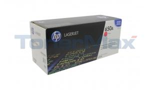 HP COLOR LASERJET CP5525 PRINT CARTRIDGE MAGENTA (CE273A)