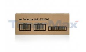 RICOH AFICIO CL-3000 GX2500 INK COLLECTOR UNIT (405662)