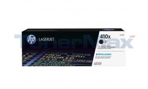 HP 410X TONER CARTRIDGE BLACK (CF410X)