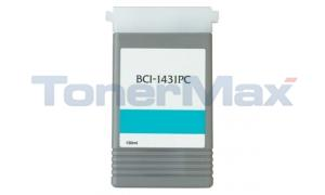 Compatible for CANON BCI-1431PC INK TANK PHOTO CYAN 130ML (8973A001[AA])